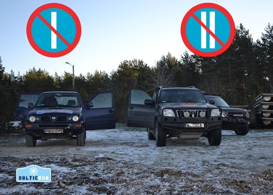 Parking and traffic rules in Poland