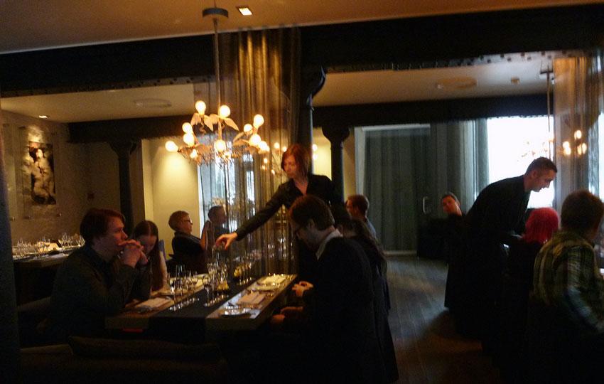 Tallinn restaurants