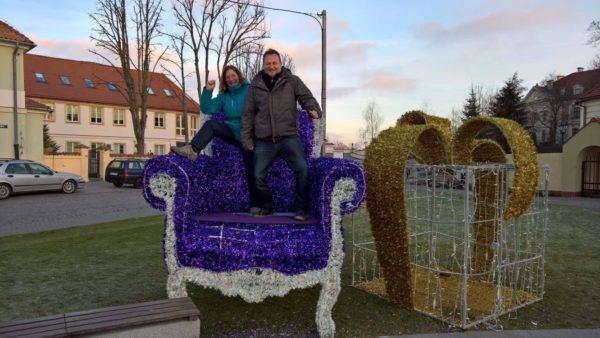 baltic run has begun