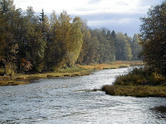 Rivers of Lativa