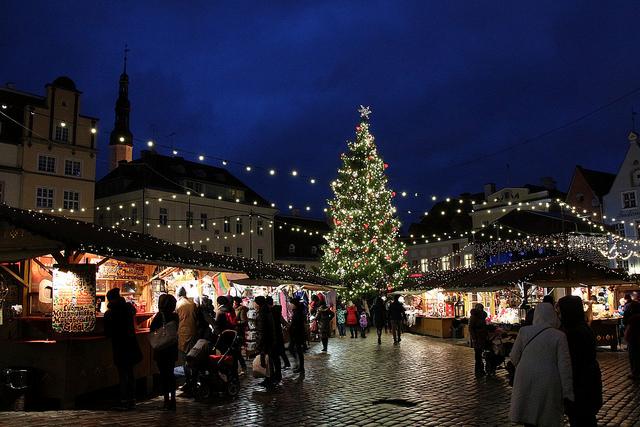 Tallinn christmas